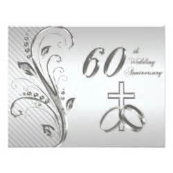 60th wedding anniversary color 60th wedding anniversary invitations announcements zazzle