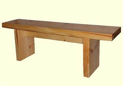 Bench Wooden Benches Indoor Simple Seating Solid