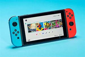 Nintendo Switch Consoles And Joy