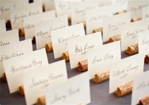 wine cork place card holder wedding place card holders bling wedding decor cork place card holders bridaltweet wedding forum