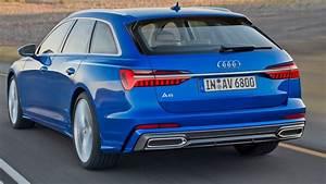 Audi A6 Avant Ambiente : audi a6 avant 2019 the most beautiful wagon youtube ~ Melissatoandfro.com Idées de Décoration