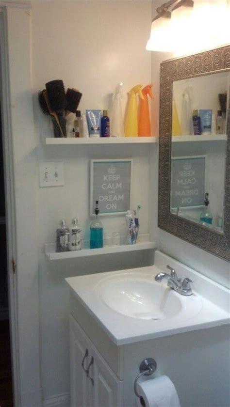 ideas for bathroom storage in small bathrooms small bathroom storage ideas 100 creative ideas for small