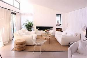 Photo Deco Salon : d co epuree salon exemples d 39 am nagements ~ Melissatoandfro.com Idées de Décoration