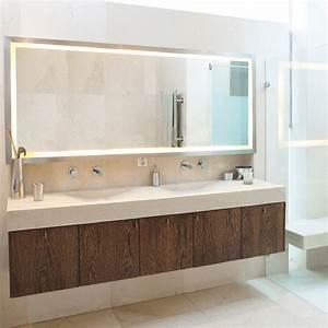 Spiegel Badezimmer Led : badspiegel mit licht awesome badspiegel mit licht knnte ~ Lateststills.com Haus und Dekorationen