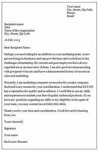 Formal Letters  How To Write An Inquiry Letter