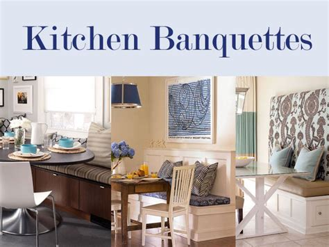 Banquette Seating For Your Kitchen