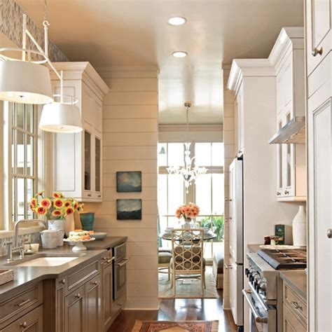beautiful efficient small kitchens   galley