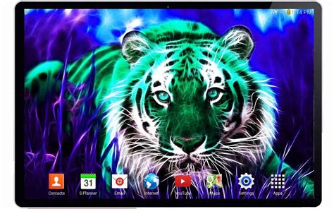 Animal 3d Live Wallpaper - 3d animals live wallpaper android apps on play