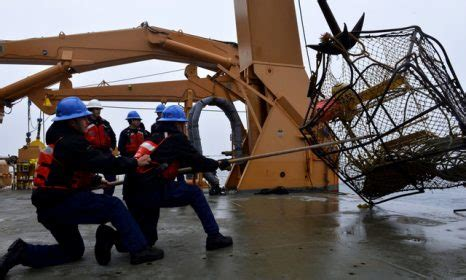 Destination Crab Boat Recovery by Fisherynation Continuously Updated