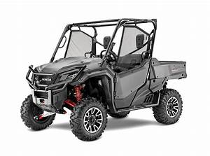 New Honda Pioneer 1000 Limited Edition Models With