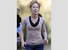 Kathy Griffin, 49, bravely goes makeup free well, she