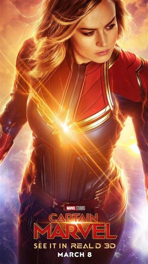 captain marvel wallpaper phone   poster