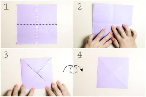 Origami Sanbo Box Instructions