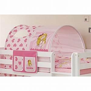 Baldachin Für Kinderbett : pink hoch etagenbetten und weitere betten g nstig ~ Michelbontemps.com Haus und Dekorationen