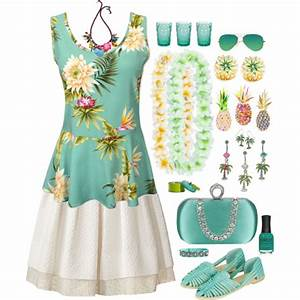 Hawaiian Party Outfit Ideas - Outfit Ideas HQ