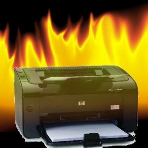 hp printers  burst  flames ink toner solutions