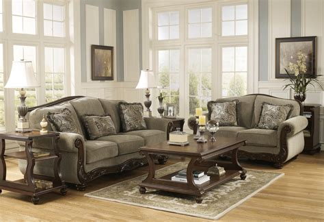 martinsburg meadow living room set from ashley 57300