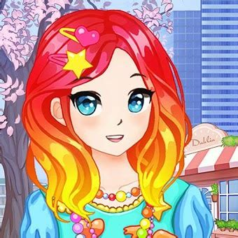 gacha studio anime dress up on pc mac with appkiwi apk downloader