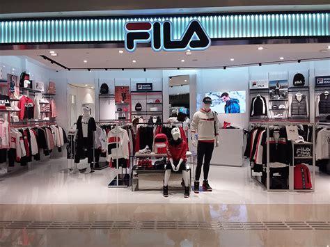 filehk yuen long yoho mall shop fila clothing sept