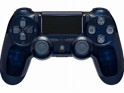 Ps4 Edition Controller Transparent Million Dualshock Limited