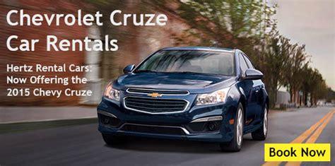 Chevrolet Cruze Rental Cars