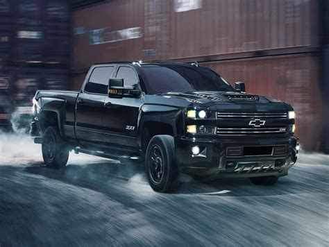2018 Chevy Silverado Special Editions Available at Don