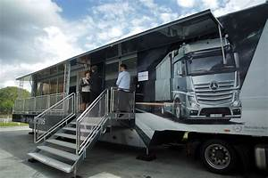 Mercedes Vi : caravana camioanelor mercedes benz euro vi ajunge n rom nia auto testdrive ~ Gottalentnigeria.com Avis de Voitures