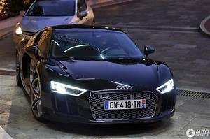 Audi R8 V10 Plus : audi r8 v10 plus 2015 26 december 2015 autogespot ~ Melissatoandfro.com Idées de Décoration