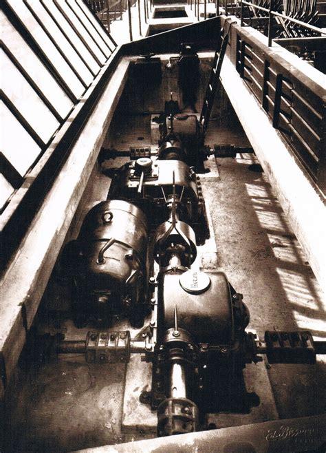 kohlen für elektromotor zum alten pumpenhaus geschichte