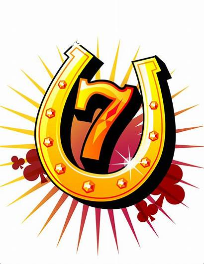 Lucky Clipart Seven Number Clip Birthday Library