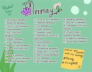 Mermay #challenge #drawingchallenge # cool # mermaid# ...