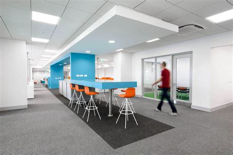 floor ls for office office fit out c r bard o leary sludds architects