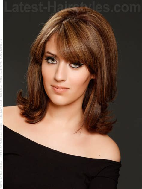medium layered bob haircuts 1000 images about new hairstyle on bobs 1975