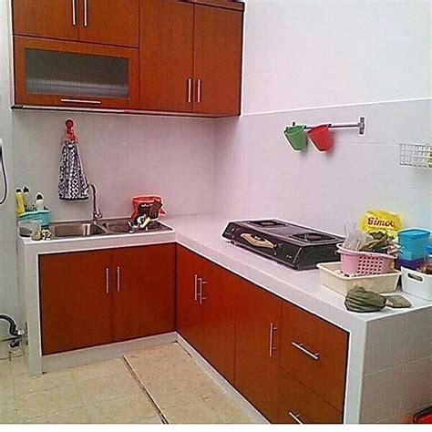 Kitchen Set Minimalis Murah  Dapur Minimalis Idaman