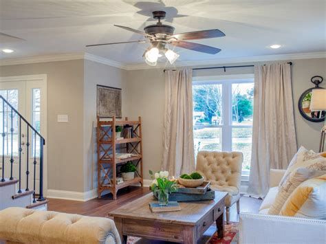 cottage style family rooms photos hgtv 39 s fixer with chip and joanna gaines hgtv