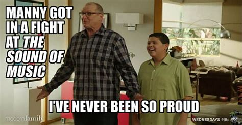 Manny Meme - 23 reasons why modern family is the complete family