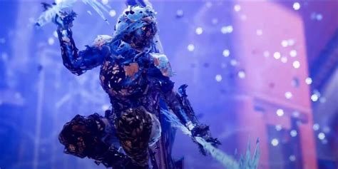 Destiny 2 Adding New Stasis Damage Type With Beyond Light ...