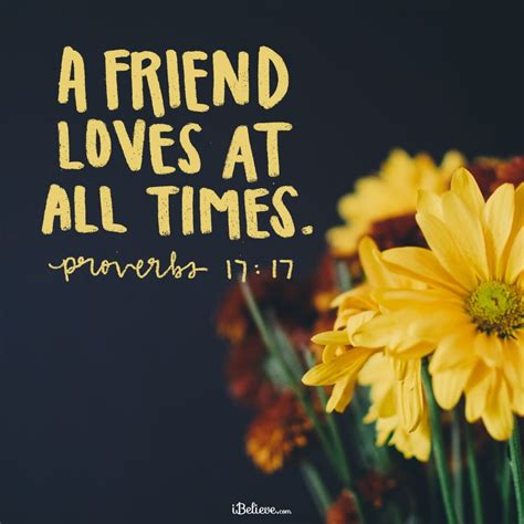 wonderful bible verses  friendship   good