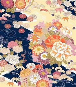 Japanese Textiles Patterns