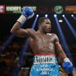 adrien broner misses weight loses title fight