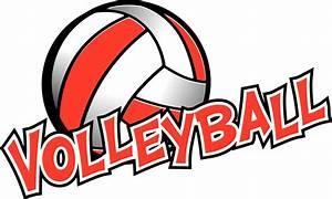 Volleyball Cartoon Clipart - The Cliparts
