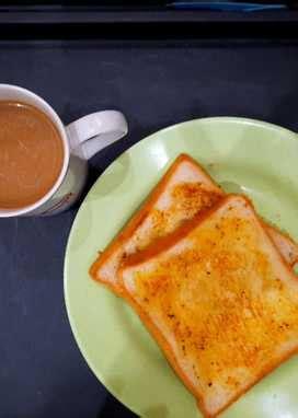 resep roti toast enak  sederhana ala rumahan