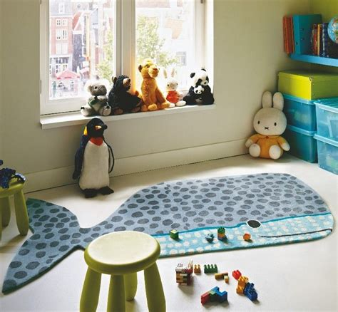Kinderzimmer Teppich Junge Grün by Buddy Whale 41504 Blue Image 1 Carpet Pillow Blanket