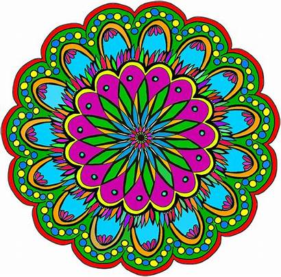 Mandala Colorful Picsart Rine Ma