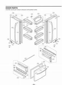 Lg Door Replacement  U0026 Replacement Refrigerator     Sc 1 St