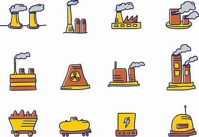 Factory Clipart Cartoon Clip Transparent Factories Webstockreview