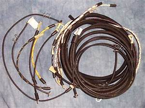 Lighting    Wire Harness Kits   Allis Chalmers Parts  Oktractor