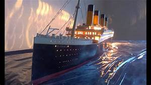 Titanic - Model 1 200 Scale