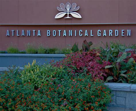 atlanta botanical garden atlanta botanical garden wikipedia
