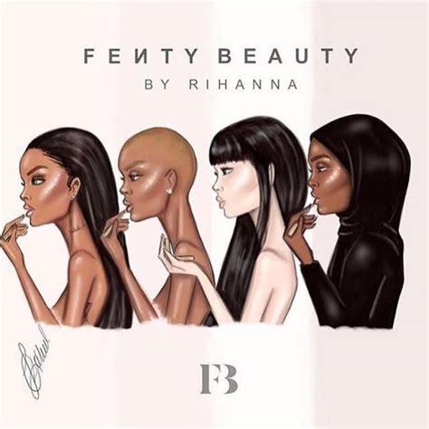 Fenty Beauty Is Finally Here Beauty Undercover